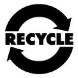 リサイクルマークBタイプ