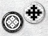 家紋ピンズ 丙タイプ
